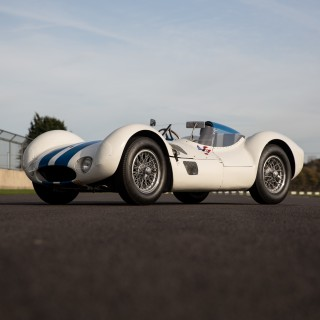 GALLERY: Behind The Scenes On Our 1959 Maserati Tipo 61 Birdcage Film Shoot