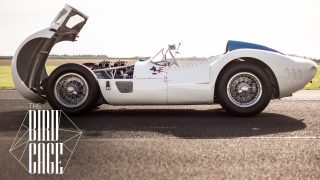1959 Maserati Tipo 61: Climb Into The Birdcage