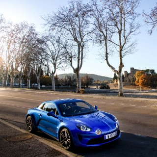 FIRST DRIVE: Falling In Love With The New Alpine A110