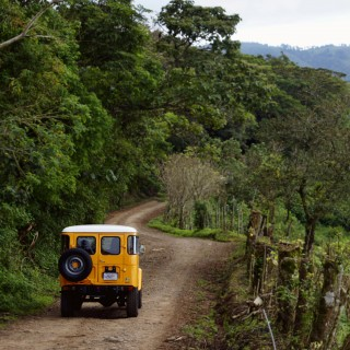 My 1978 Toyota BJ40 Land Cruiser Is Still Crawling Across The Costa Rican Rainforest