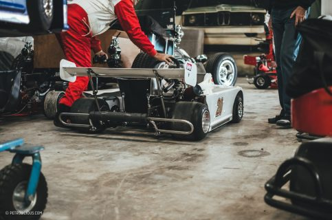 A Chat With Alf Gebhardt Spans BMW Batmobiles To Go-Karting With