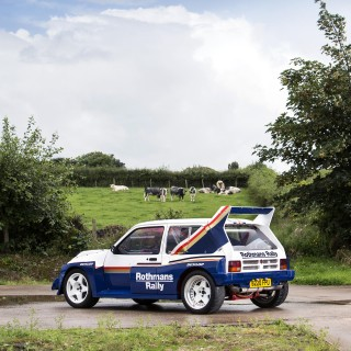 Boxy Beauties: A Quick Look At The Liveries Worn By The Metro 6R4 Rally Car