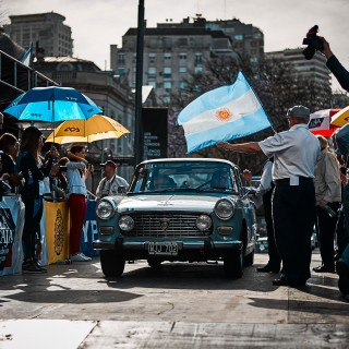 The Gran Premio Argentino Histórico Honors A History Scrappy Road Rallying