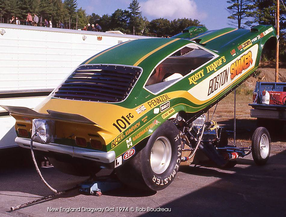 These Vintage Funny Car Liveries Defined The 1970s Drag Racing Scene ...