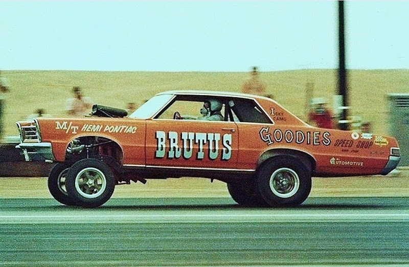 Classic Funny Car: These Vintage Funny Car Liveries Defined The 1970s Drag