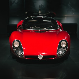 This Is How The Alfa Romeo Tipo 33s Dominated The Beauty Pageant And The Racetrack