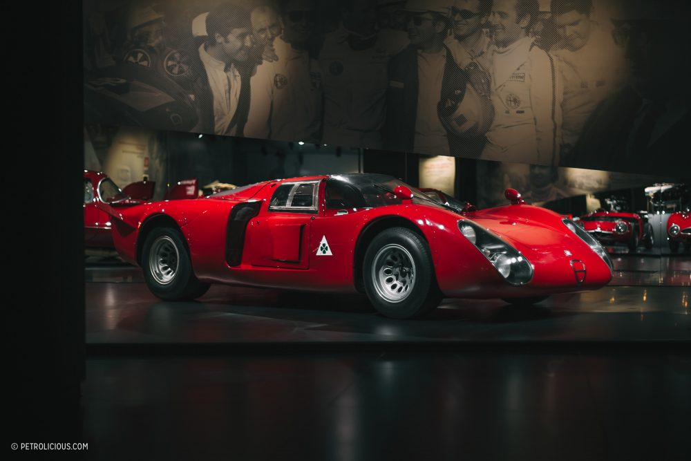 This Is How The Alfa Romeo Tipo 33s Dominated The Beauty Pageant And