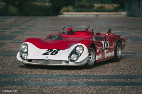 This Is How The Alfa Romeo Tipo 33s Dominated The Beauty