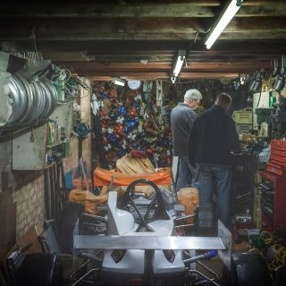 Meet The Father And Son Team Dedicated To Historic Formula Racing