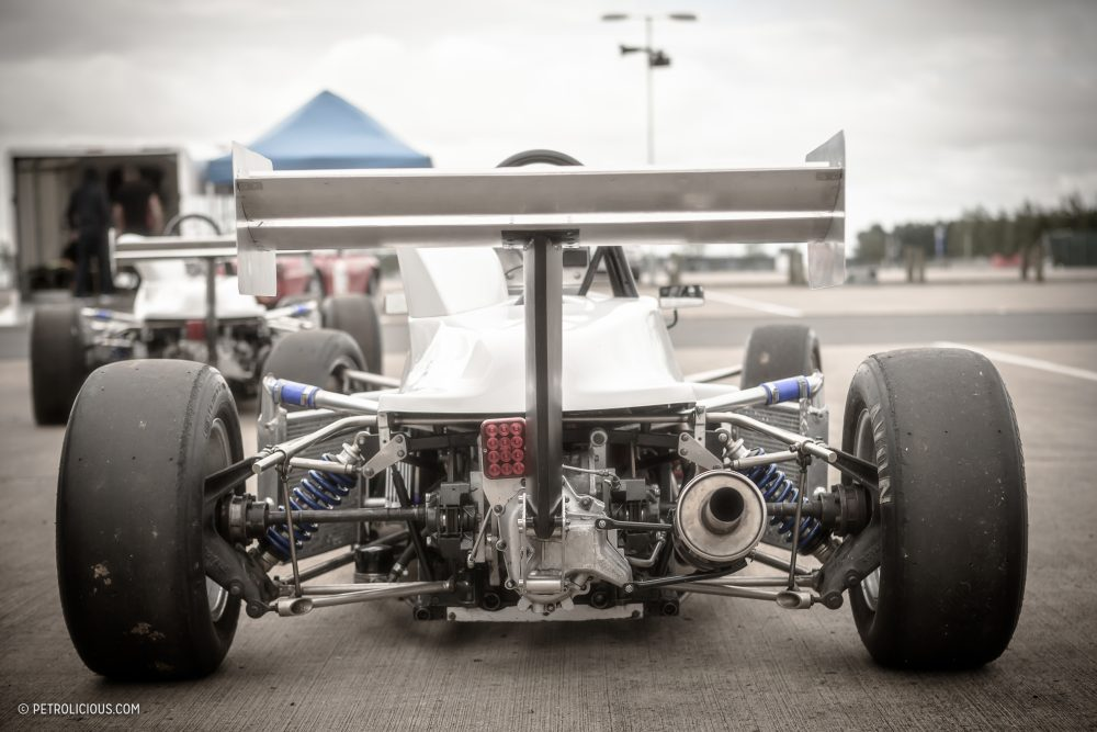Meet The Father And Son Team Dedicated To Historic Formula Racing ...