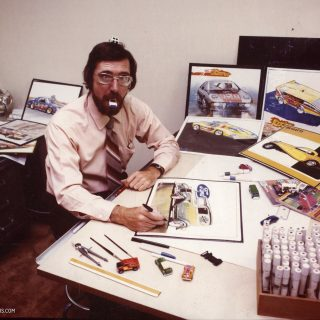Get To Know The Man Responsible For Your Childhood: Larry Wood, AKA 'Mr. Hot Wheels'