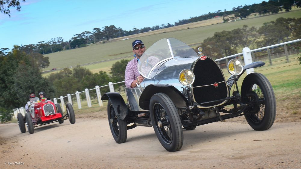 The Pur Sang Rally Pits Historic Sports Cars Against Australia ...