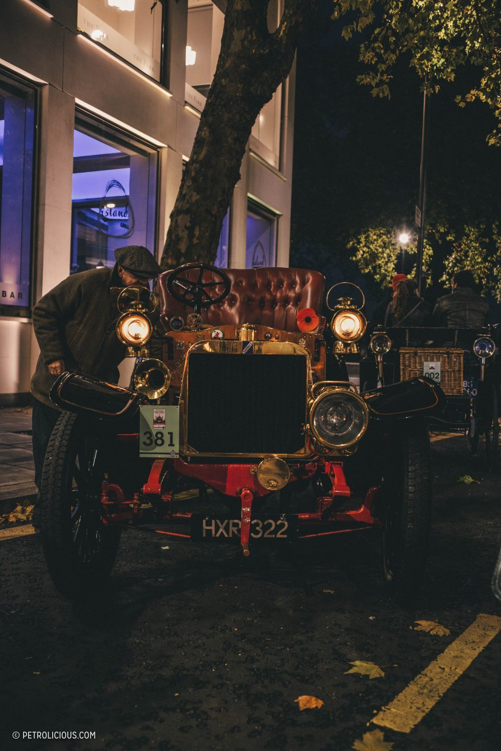 What It S Like To Drive Hundred Year Old Cars From London To The