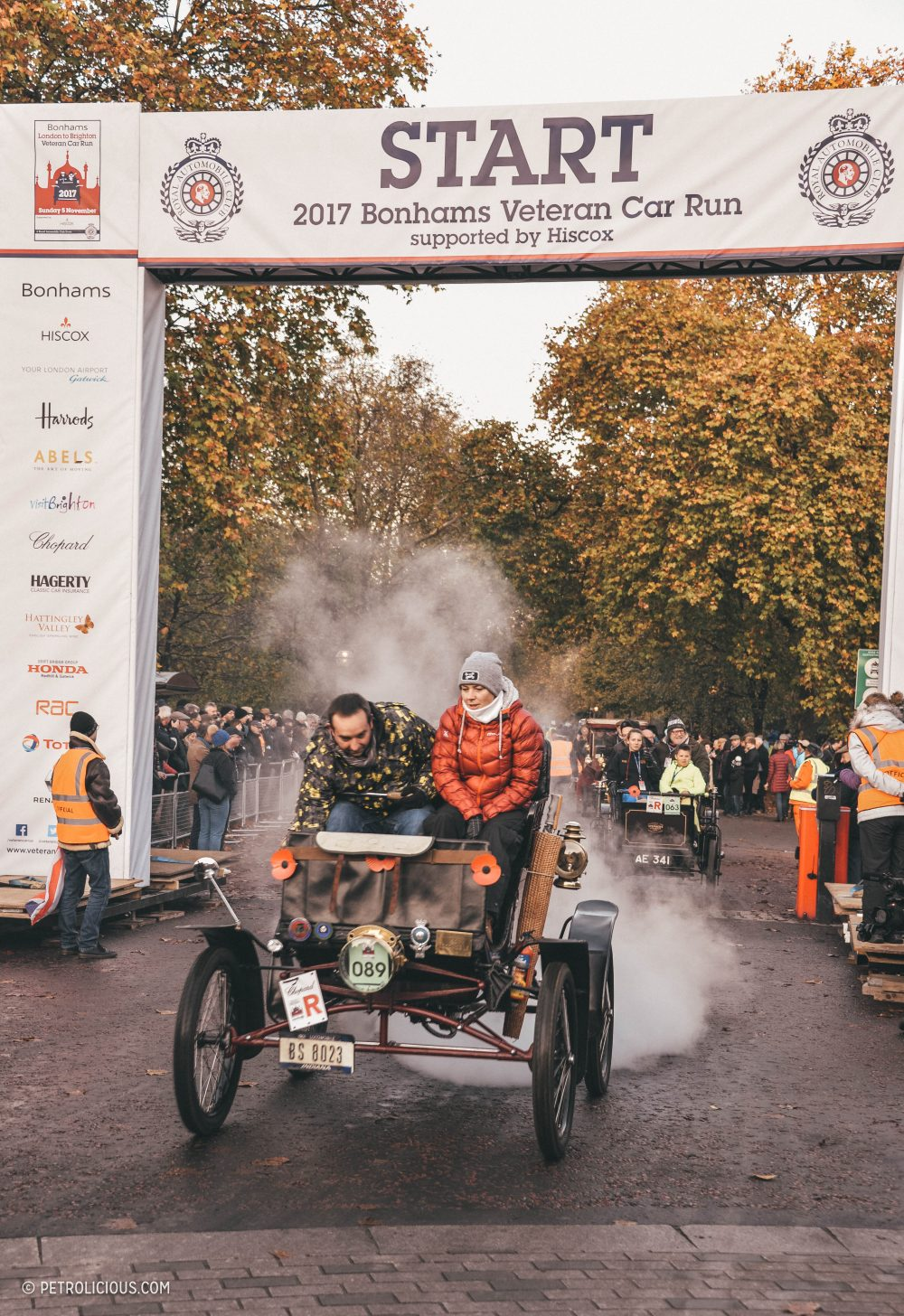 What It\'s Like To Drive Hundred-Year-Old Cars From London To The ...