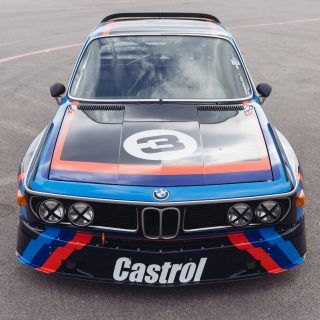 This 400 Horsepower 1973 BMW 3.0 CSL Recreation Is A Family Affair