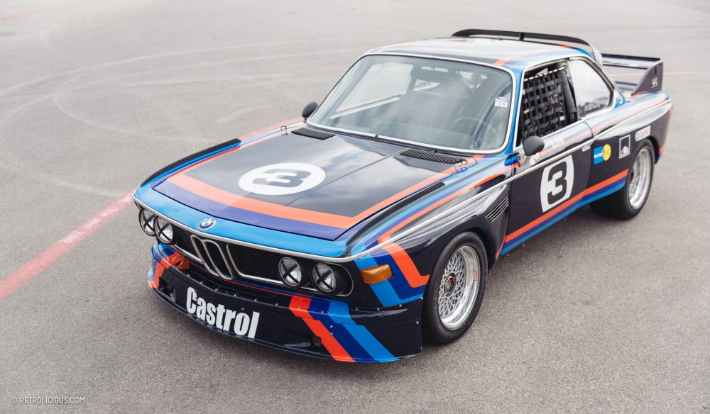 Bmw 3.0 Csl >> This 400 Horsepower 1973 Bmw 3 0 Csl Recreation Is A Family
