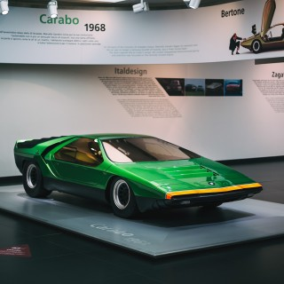 How The Curvaceous Alfa Romeo Tipo 33 Gave Rise To The Wedges Of The 1970s