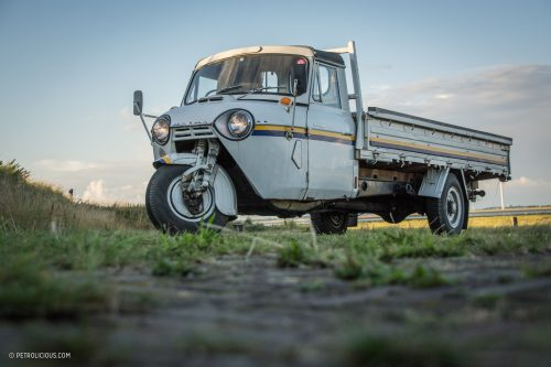 The Mazda T2000 Is Not Your Typical Workhorse • Petrolicious