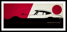 Nation Series Japan Toyota 2000 GT