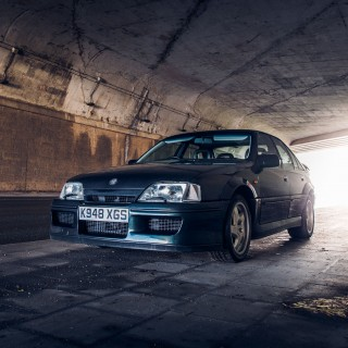Revisiting The British Super Saloon With A Drive In The Vauxhall Lotus Carlton