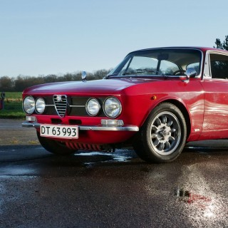 This 1969 Alfa Romeo 1750 GTV Is No Use In Treating My Alfa Addiction