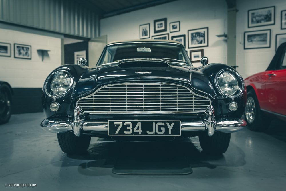 The UK\'s Classic Motor Hub Is So Much More Than A Showroom ...