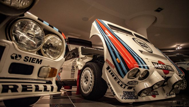 Meet Armin Schwarz And The Most Original Lancia S4 In The World