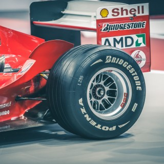 Remembering When Ferrari And Schumacher Dominated Formula 1 With The F2004