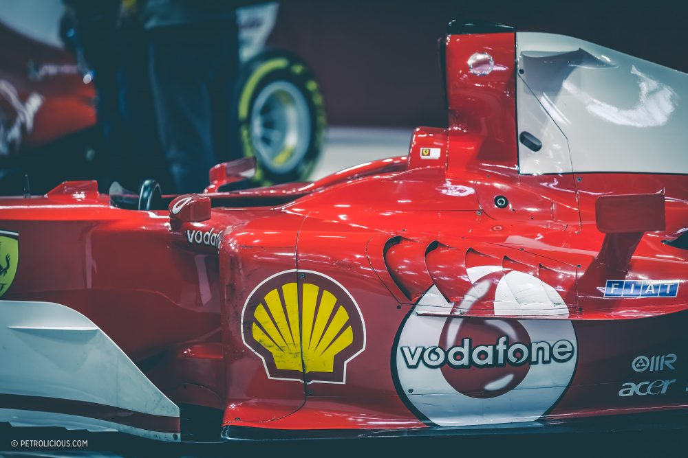 Remembering When Ferrari And Schumacher Dominated Formula 1 With The