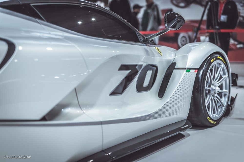 getting intimate with the fastest ferrari sports car ever built the