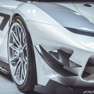 Getting Intimate With The Fastest Ferrari Sports Car Ever Built: The FXX-K Evo