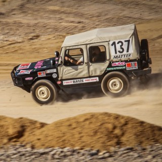 There Would Be No Audi Quattro Without The Dakar-Winning Volkswagen Iltis