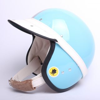 Retro-Styled Pacto Helmets Have Been Added To The Petrolicious Shop