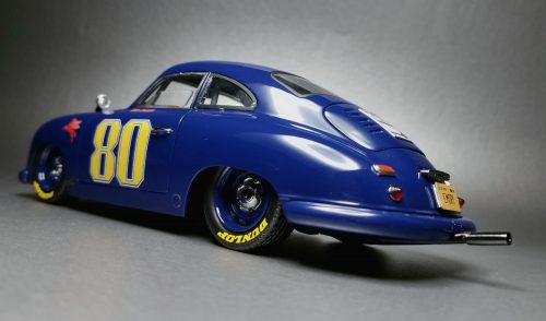 I Built My Own Emory Outlaw Porsche 356, In 1:18 Scale