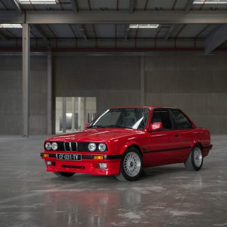 A Four-Cylinder BMW E30 Led To My New Year's Resolution