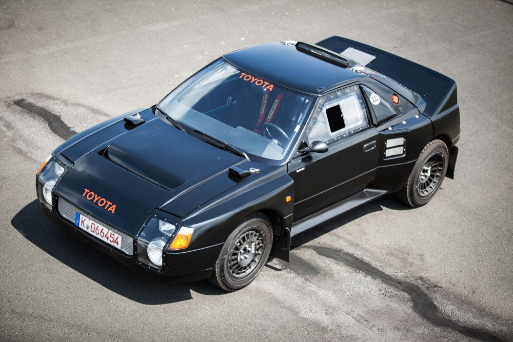 The MRBased Toyota D Was The Group S Weapon That Never Was - All toyota model cars