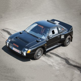 The MR2-Based Toyota 222D Was The Group S Weapon That Never Was