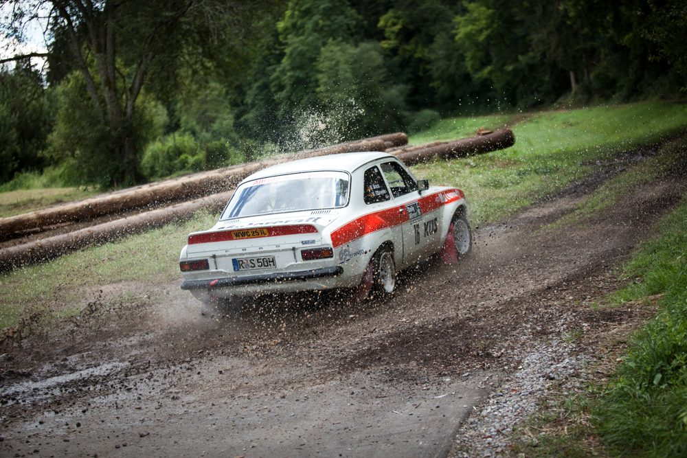 The story he was told before purchasing the Escort was that it was a test  car, and therefore had to be identical to the rally cars driven by Clark  and other ...