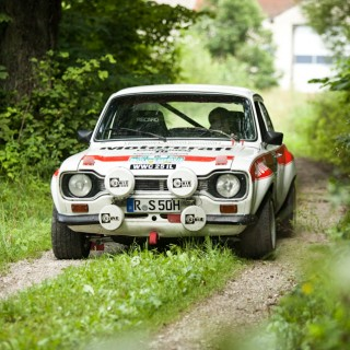 This Ford Escort RS1600 Is A Fake, And More Fun Because Of It