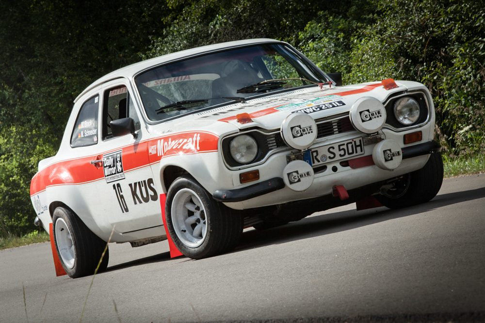 This Ford Escort RS1600 Is A Fake, And More Fun Because Of It ...