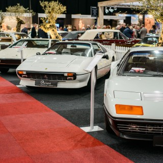 Here's What You Missed At The 25th Edition Of InterClassics Maastricht