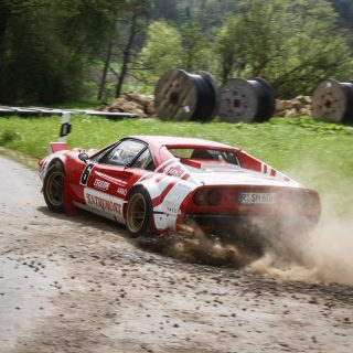 This Group 4-Spec Ferrari 308 GTB Isn't Afraid To Play In The Mud