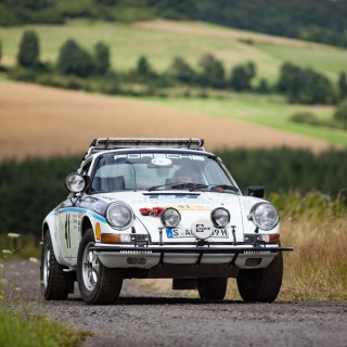 Here's How One Man Tracked Down Two East African Safari Rally Porsche 911s