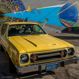 This Is The Story Of A Librarian And His Family's Beloved AMC Gremlin