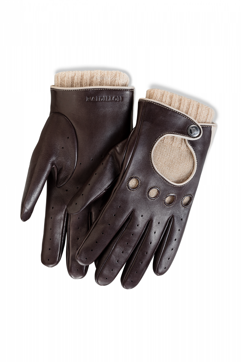 New Driving Gloves And More Leather Goods From Raidillon Have Landed - Alfa romeo driving gloves