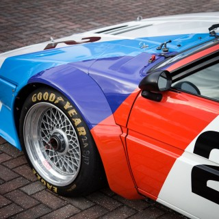 GALLERY: Kickass Vintage Race Cars Make Up Daytona's Endurance Racing History