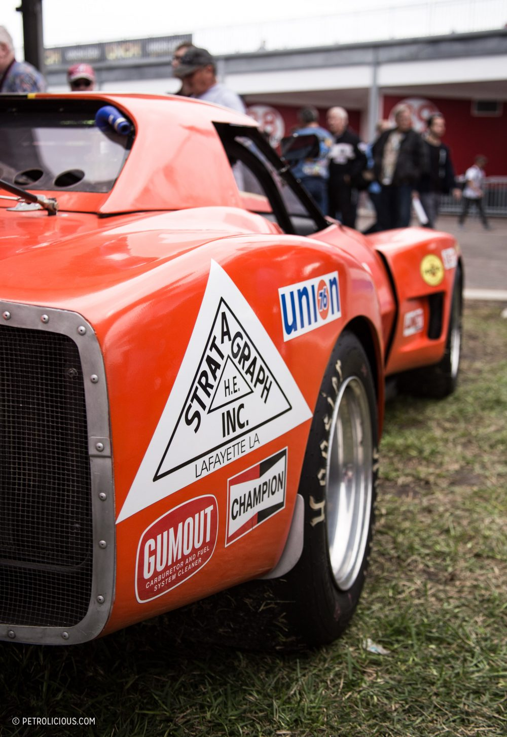 Hurley Haywood and Peter Gregg's 1973-winning RSR joined the 935L as  another 24-hour champion Porsche, and to make this one even more special,  ...