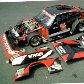 Abstract, Simple, Psychedelic: These Were The Liveries Of The Zakspeed Ford Capris