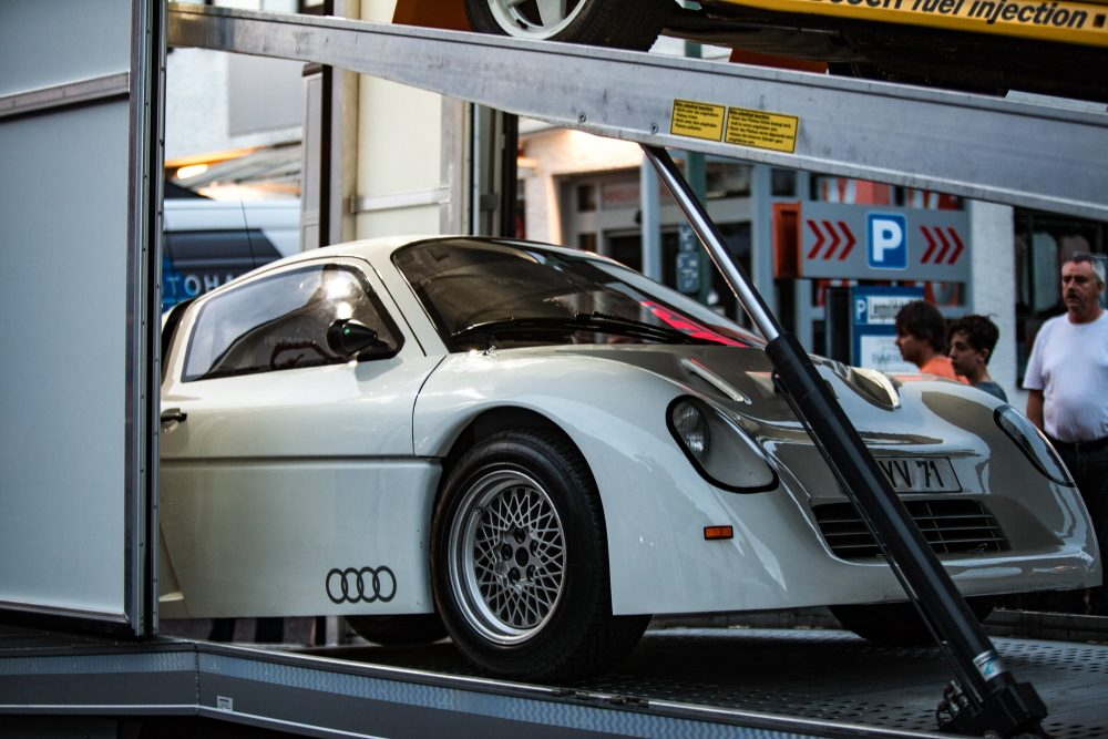 This Audi Prototype Was Meant To Replace The Mighty Group B Quattros ...