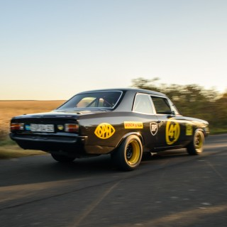 "Recreating A Racing Rarity: This Is Opel's Badass ""Black Widow"""
